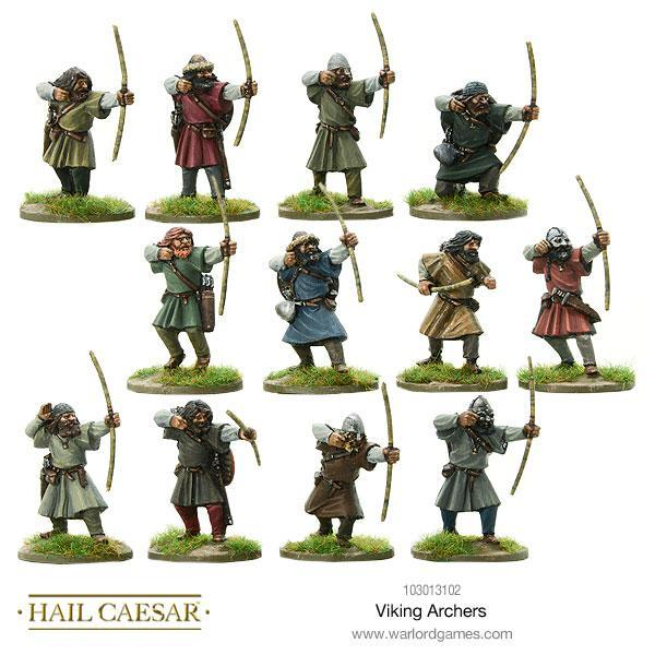 Hail Caesar: Vikings: Viking Archers