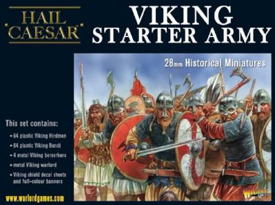 Hail Caesar: Vikings: Viking Starter Army