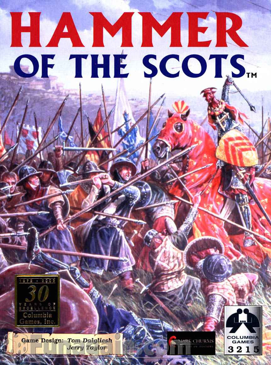 Hammer of the Scots (Third Edition)