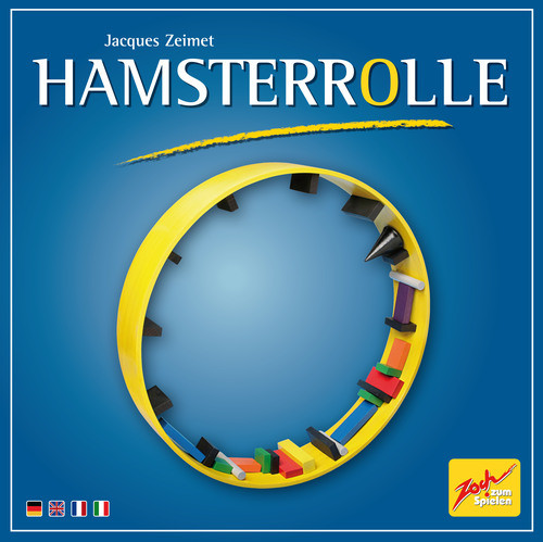 Hamsterrolle [Damaged]