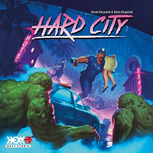 Hard City [Damaged]