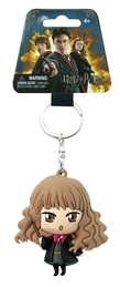 Harry Potter Kawaii Soft Touch PVC Figural Keyring: Hermione - MAY178605