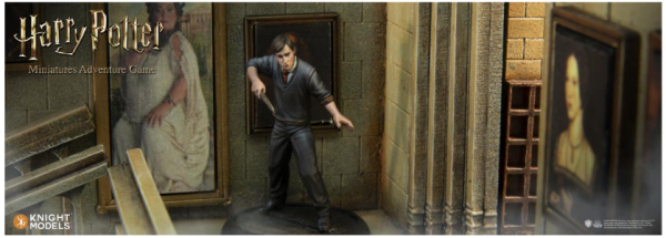 Harry Potter Miniatures Adventure Game: Neville Longbottom (Order of the Phoenix)