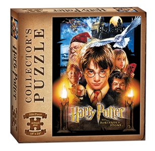 Harry Potter: Sorcerer%27s Stone Collector%27s Puzzle