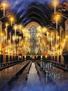Harry Potter: The Great Hall Puzzle