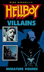 Hellboy Villains Miniatures Box Set