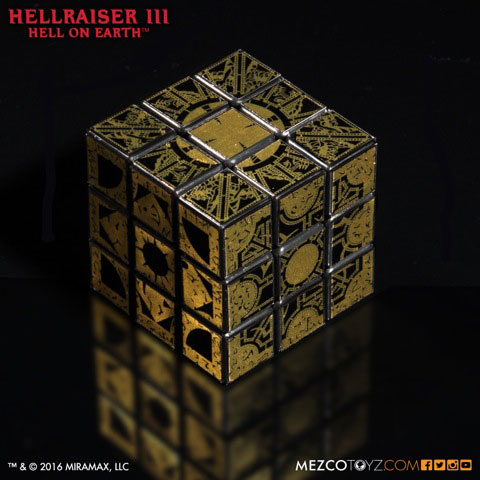 Hellraiser III: Lament Configuration Puzzle Cube