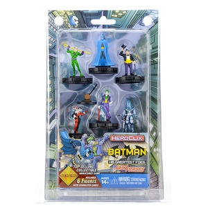 Heroclix: Batman And His Greatest Foes: Fast Forces