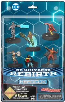 Heroclix: DC Rebirth Fast Forces