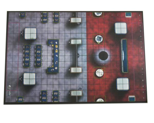 Heroclix: Premium Playmat: Gaming Convention