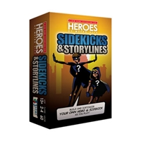 Heroes of Metro City: Sidekicks and Storylines [SALE]