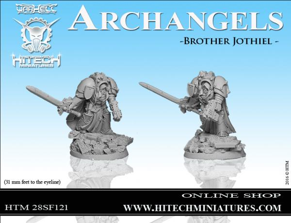 WarHell: Archangels- Brother Jothiel