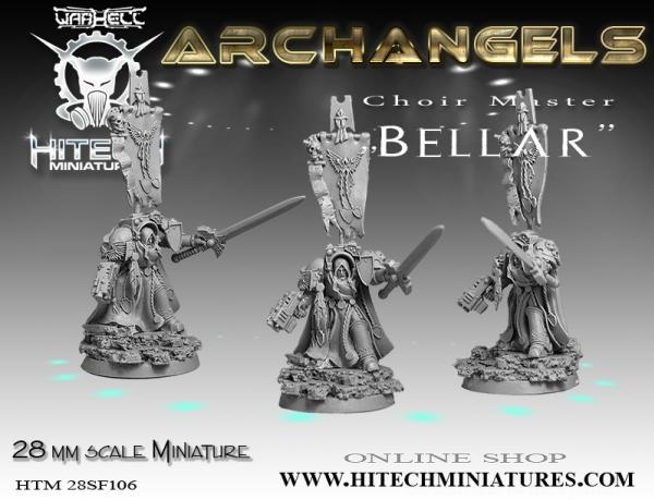 Warhell: Archangels- Choir Master Bellar