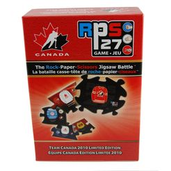 Hockey Canada RPS 27: The Rock-Paper-Scissors Jigsaw Battle