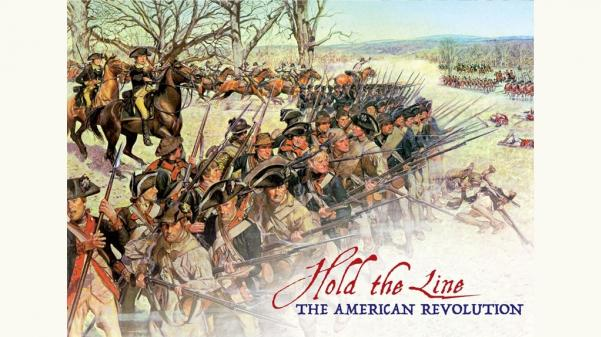 Hold the Line: The American Revolution (Damaged)