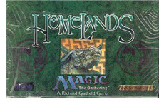 Magic: Homelands: Booster Box