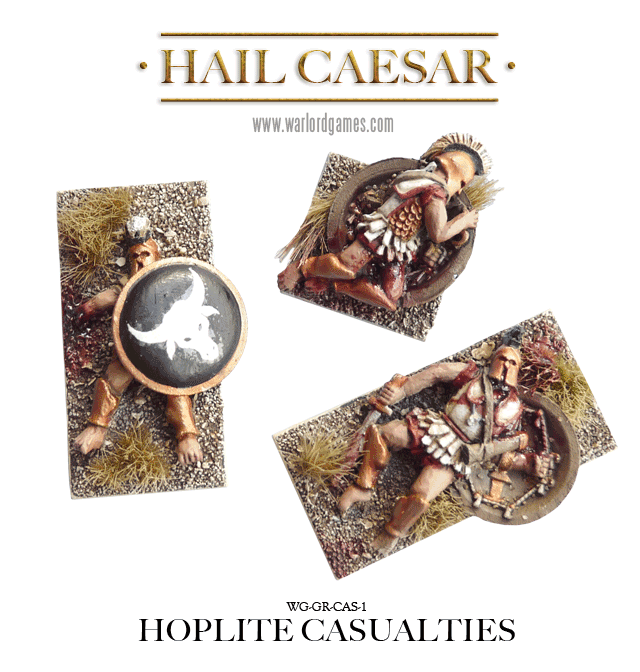 Hail Caesar: Greeks: Hoplite Casualties