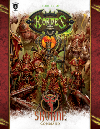 Hordes: Forces of Hordes: Skorne Command (HC)