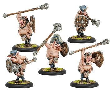 Hordes: Grymkin (76019): Piggybacks - Grymkin Unit [SALE]