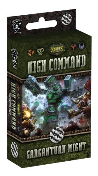 Hordes: High Command Gargantuan Might