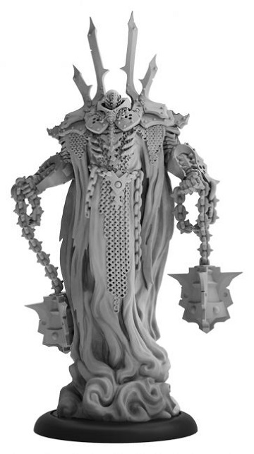 Warmachine: Infernal (38010): Master Omodamos The Black Gate