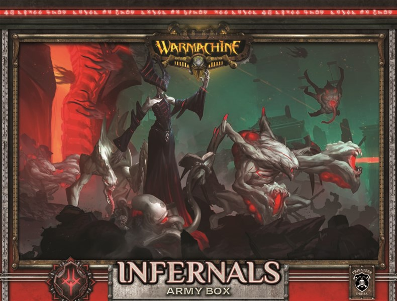 Warmachine: Infernal: Army Box