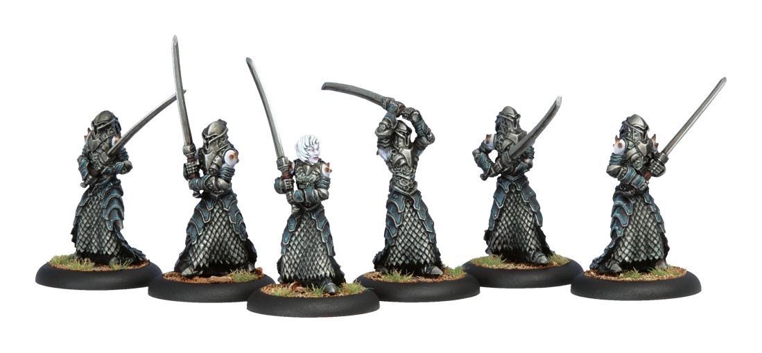 Hordes: Legion of Everblight (73026): Legionnaires Unit [SALE]