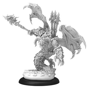 Hordes: Legion of Everblight (73102): Nephilim Azrael