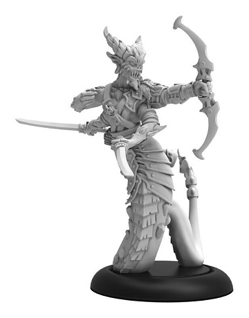 Hordes: Legion of Everblight (73107): Craelix, Fang of Everblight