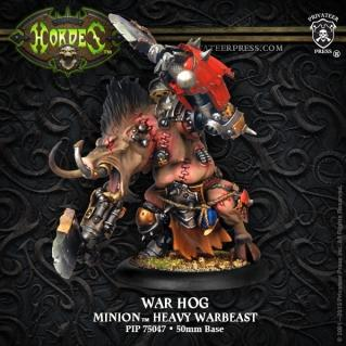Hordes: Minions (75047): War Hog Heavy Warbeast
