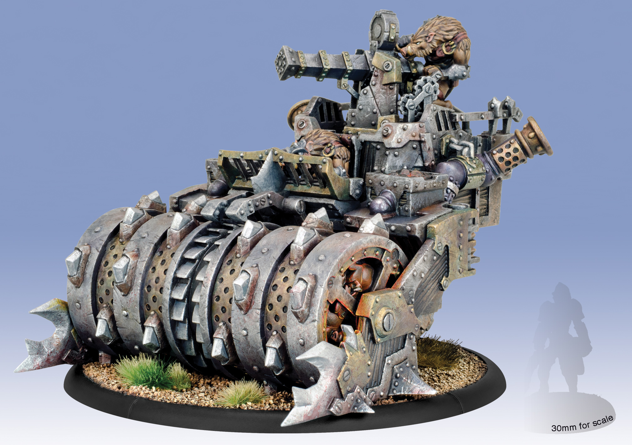 Hordes: Minions (75055): Meat Thresher Battle Engine
