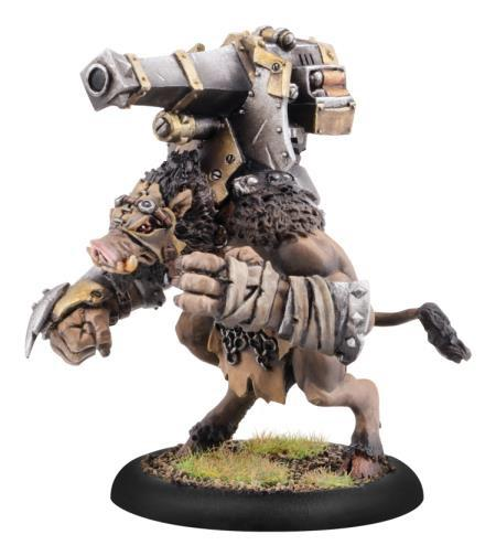 Hordes: Minions (75064): Gun Boar, Farrow Light Warbeast