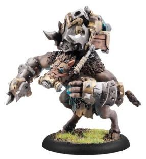Hordes: Minions (75072): Splatter Boar, Farrow Light Warbeast