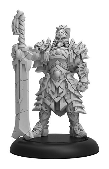 Hordes: Skorne (74107): Abidan The Keeper