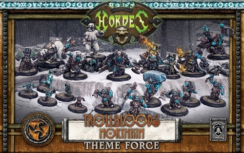 Hordes: Trollbloods (71119): Northkin Theme Box [BUNDLE DEAL]