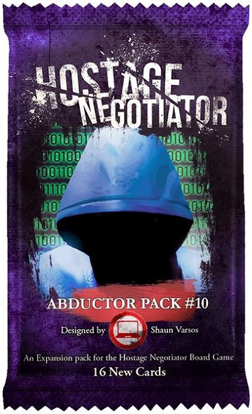 Hostage Negotiator: Abductor Pack #10