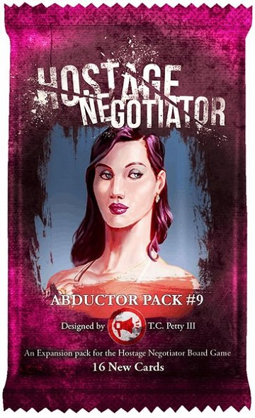 Hostage Negotiator: Abductor Pack #9