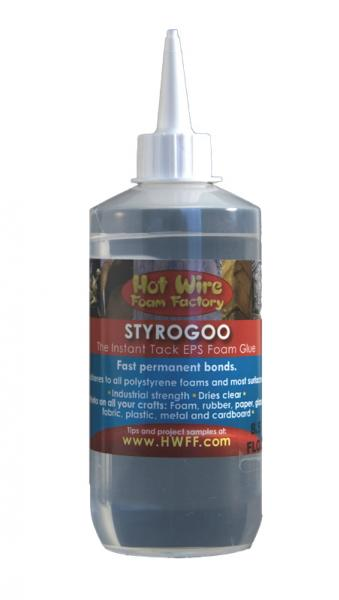 Hot Wire Foam Factory: StyroGoo (8.5 oz)