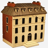 Miniature Building Authority: 15mm: Hotel Deville