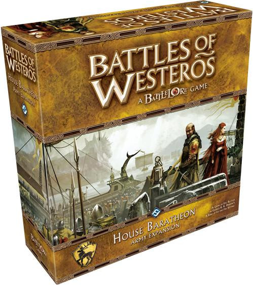 Battles of Westeros: House Baratheon Army [SALE]