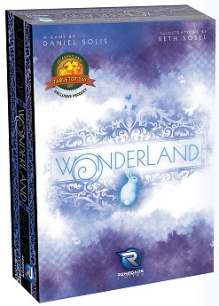 INTERNATIONAL TABLE TOP DAY EXCLUSIVE: WONDERLAND