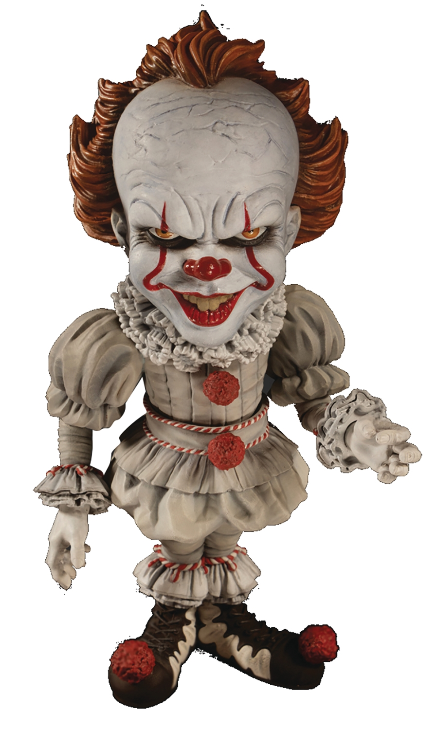 "Mezco Designer Series: IT: Pennywise Deluxe 6"" Figure"