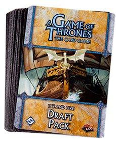 A Game of Thrones Ice and Fire: Draft Pack (SALE)