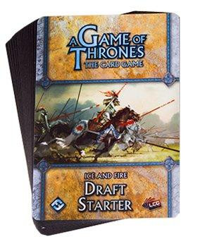 A Game of Thrones Ice and Fire: Draft Kit Starter (SALE)