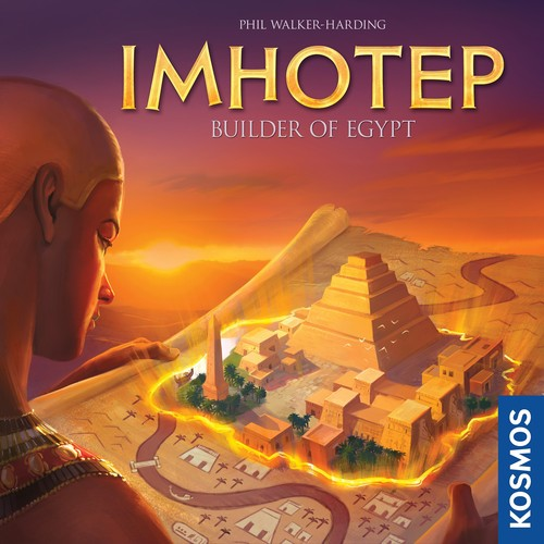 Imhotep [Damaged]