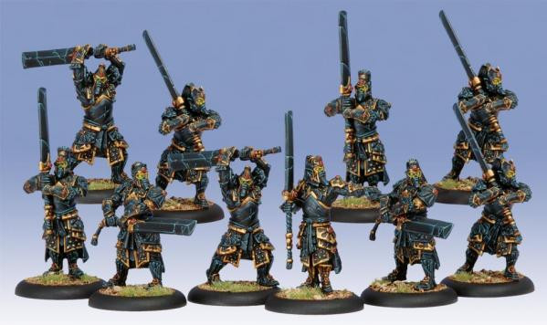 Hordes: Skorne (74072): Immortals [SALE]
