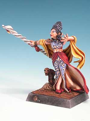 Freebooter Miniatures: Imperial Enchantress