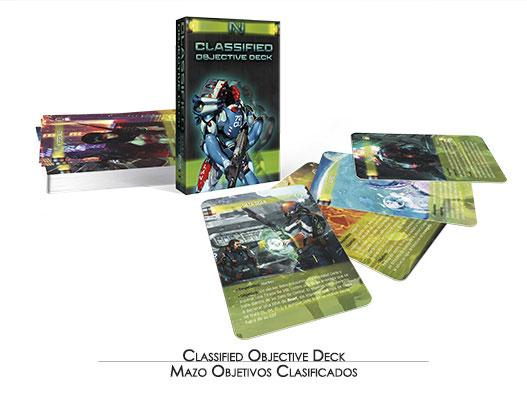 Infinity Accessories: Classified Objective Deck