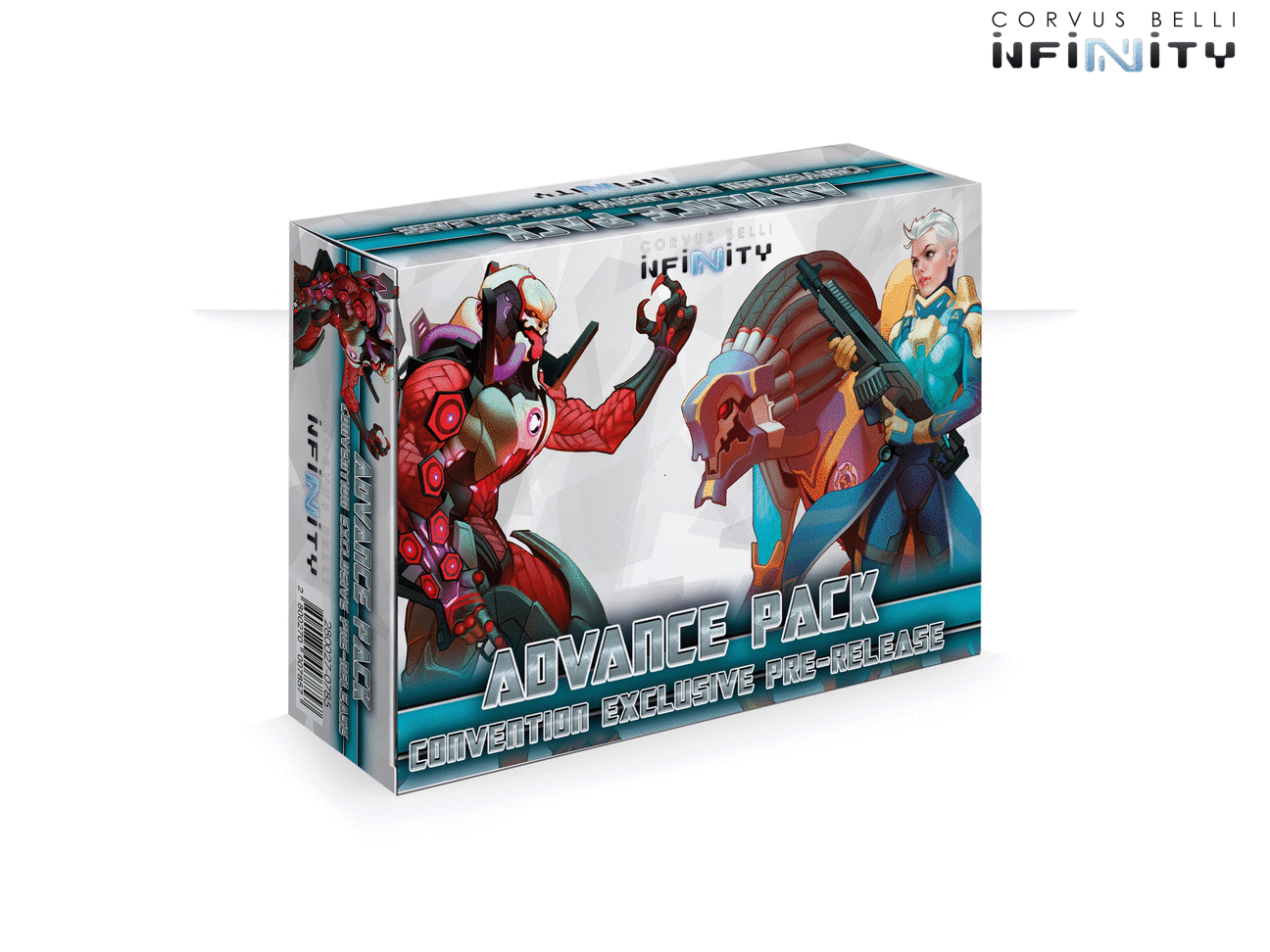 Infinity: Advance Pack (Convention Exclusive Pre-Release)