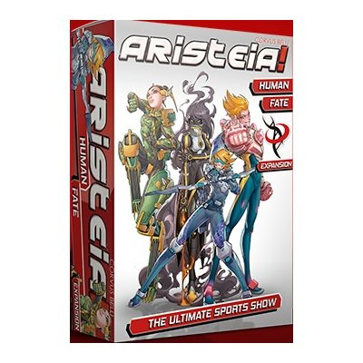 Infinity: Aristeia! Expansion Set - Human Fate